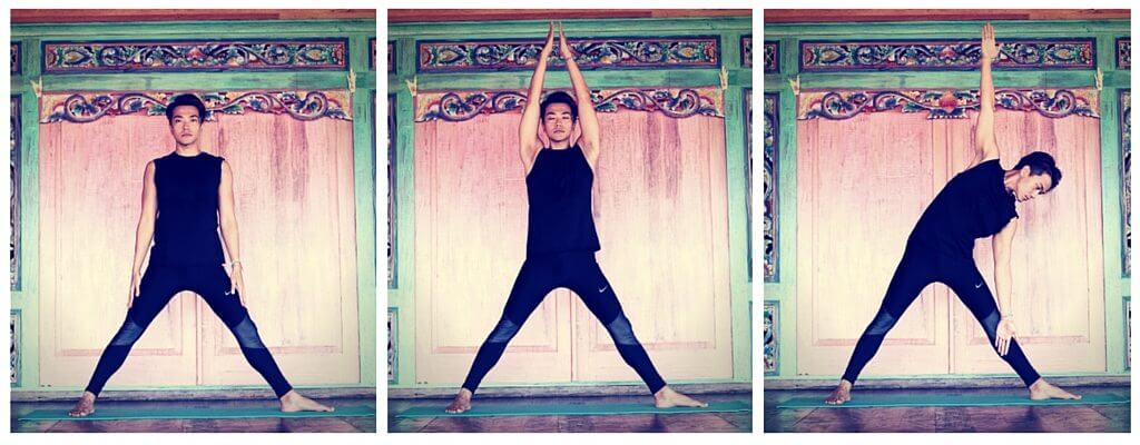 yoga teacher training bali